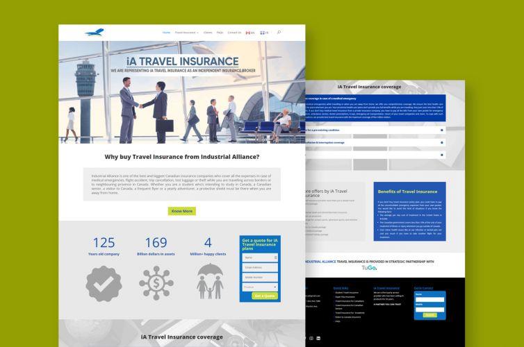 iA Travel Insurance
